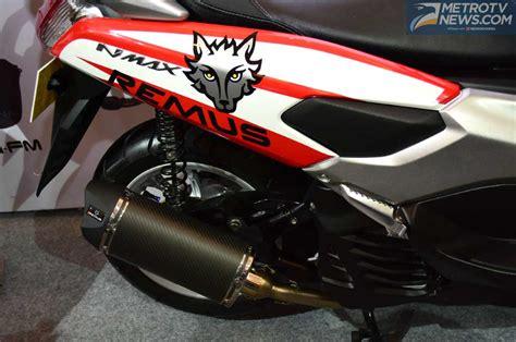 Harga Knalpot Yamaha Nmax Termignoni Fullsystem motor knalpot asal austria buat yamaha nmax ini berbandero