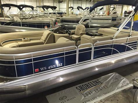 bennington pontoon boats for sale wisconsin bennington 2275gl boats for sale in wisconsin