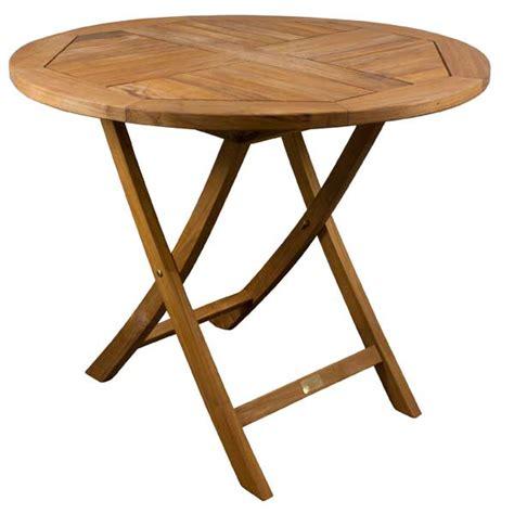 Seateak Round 35 Quot Teak Dining Table West Marine Marine Dining Table