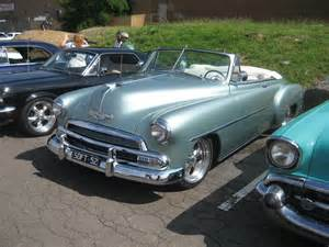 1952 chevrolet styleline information and photos momentcar