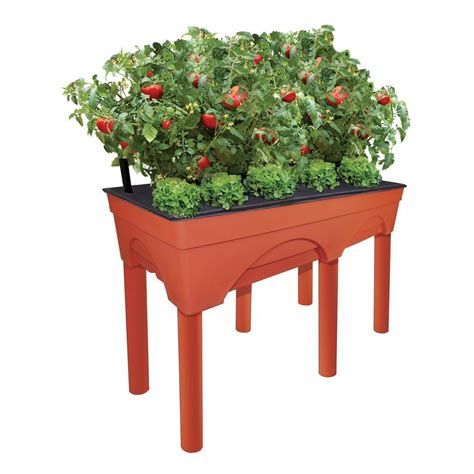 emsco big easy picker raised garden bed grow box with