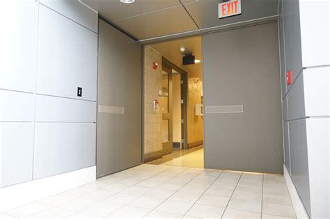 Total Door by Cross Corridor Area Separation Doors Interior Tech