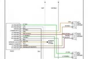 2007 pontiac g6 car stereo radio wiring diagram html autos weblog