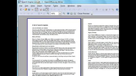 quickly format  document  paragraph styles  open office writer  youtube