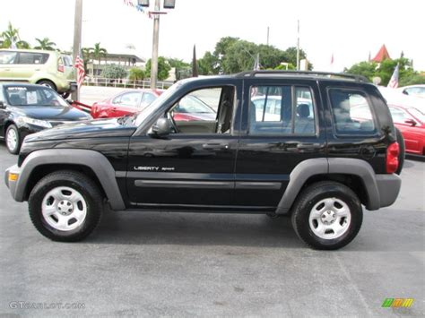 black jeep liberty black jeep liberty 2003 pixshark com images