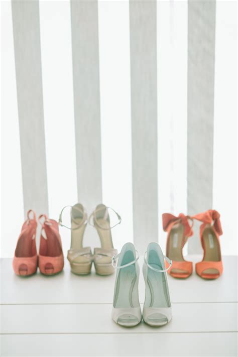 Coloured Wedding Shoes by Designer Wedding Shoes To Say I Do Love4wed Chic