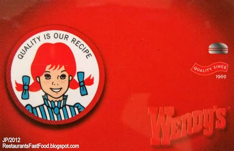 wendy s wendy s hamburgers the armitage effect
