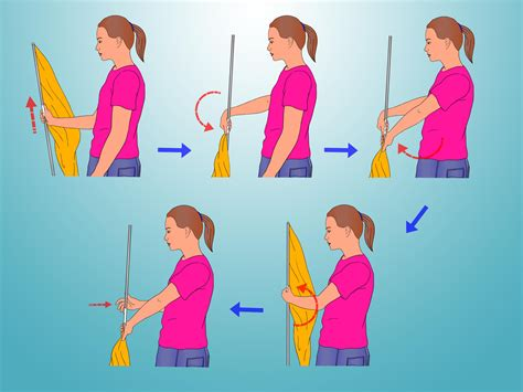 how to a to drop a how to drop spin a flag 6 steps with pictures wikihow