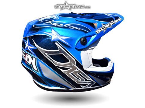 motocross helmets blowsion blowsion custom painted motocross helmets