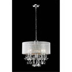 drum shade chandelier lighting silver drum shade ceiling chandelier pendant
