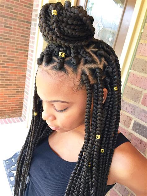 fat braid styles fat braids hairstyles hairstylegalleries com