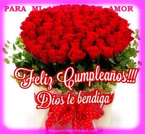 imagenes de rosas de cumpleaños abuela tarjetas de ramos de rosas para cumplea 241 os