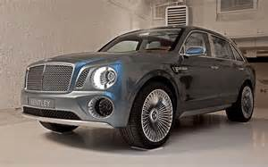 Bentley Truck Pictures Bentley Exp 9 F Concept Front Three Quarter View 207137