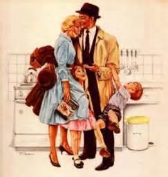 femme au foyer et mari rentrant du travail l 233 volution - Femme Au Foyer 1960