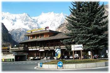 ufficio turistico courmayeur indirizzi utili
