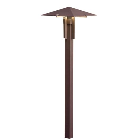 kichler outdoor path lighting kichler lighting 15803azt27r path lighting