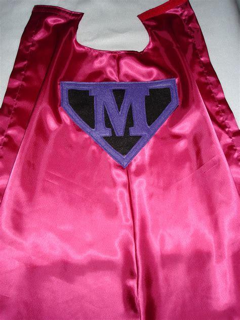 Handmade Cape - children s custom made handmade personalized