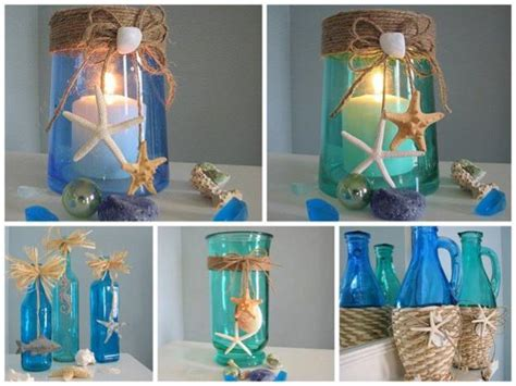 sea decorations for home 40 sea shell art and crafts adding charming accents to