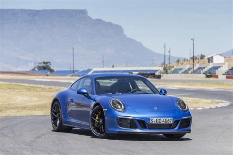 porsche blue porsche 911 4 gts coup 233 sapphire blue metallic