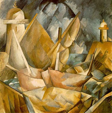 cubist george history of cubism georges braque