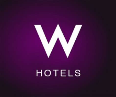 W Hotels Worldwide Supports Nationwide Equality ... W Hotels Logo