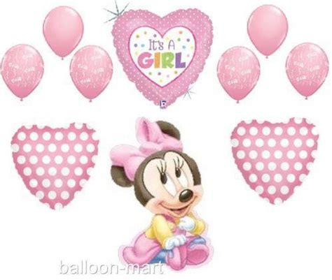 Set Mimi Lanscape Pink Gh baby minnie mouse decorations ebay