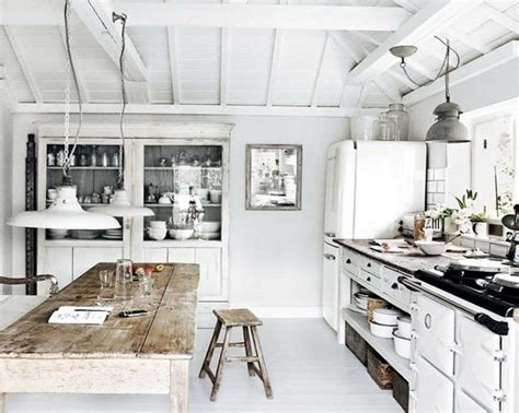 rustic white kitchen 1000 ideas about rustic white kitchens on pinterest