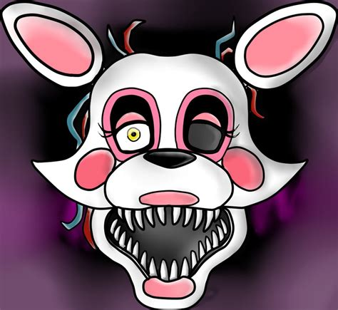 mangle five nights at freddys fandom the mangle 1987 mangle deviantart