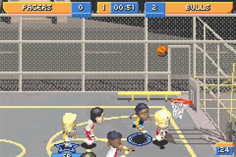 backyard basketball gba backyard sports basketball 2007 download game gamefabrique