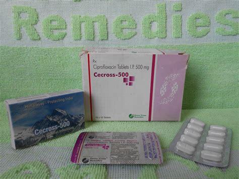 Tablet Cross 500 Ribuan cecross 500 tablet ciprofloxacin 500 mg best safe antibiotics