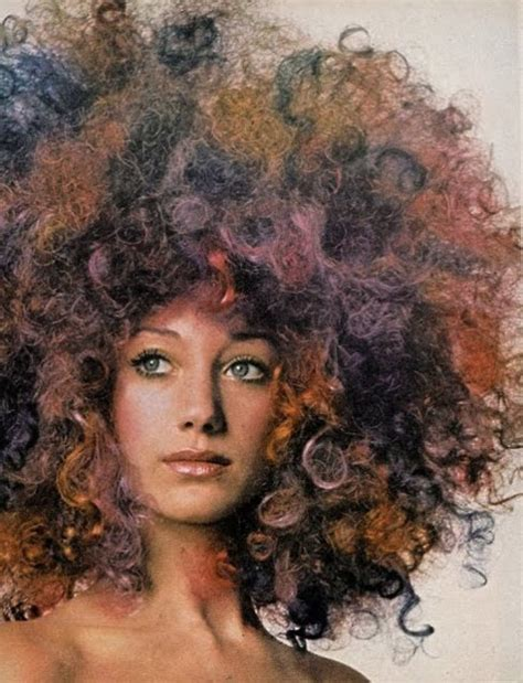 perm for big face faces places lipstick traces marisa berenson
