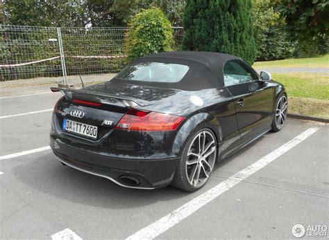 Audi Tt Rs Abt by Audi Abt Tt Rs Roadster 18 Juli 2016 Autogespot