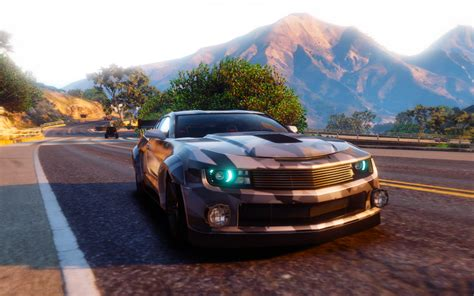 Auto Extreme Tuning by 16 Chevrolet Camaro Ss Extreme Tuning Hq Gta5 Mods