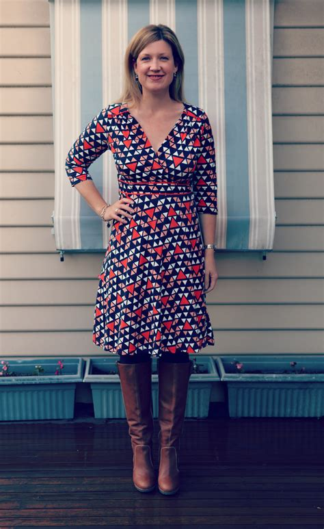 SnS Style Update: Wrap Dresses   Style & Shenanigans