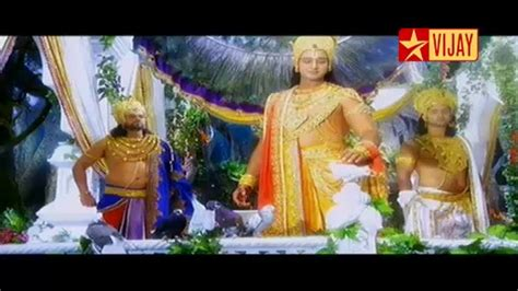 Mahabharatham vijay tv arjunan marriage vows