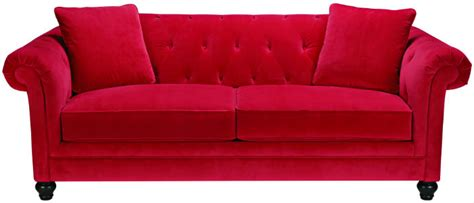 burlesque sofa the best red sofas for 2015 design limited edition