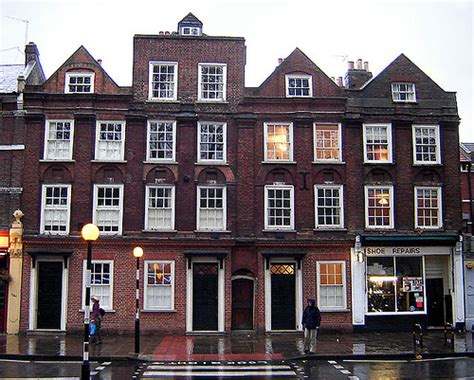 houses in london the oldest london brick terrace flickr photo sharing