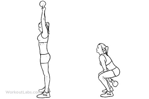 two arm kettlebell swing two arm kettlebell swing illustrated exercise guide