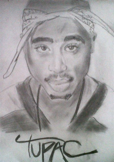 Drawing 2pac by Step By Step How To Draw Nicki Minaj