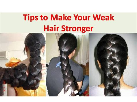 How To Thicken Hair Roots | get thicker hair naturally make your weak hair stronger