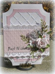 beautiful  wishes die cut card allfreepapercraftscom