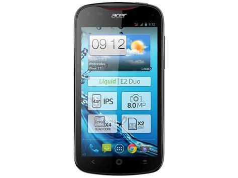 Hp Acer Liquid E2 V370 acer liquid e2 v370 notebookcheck fr