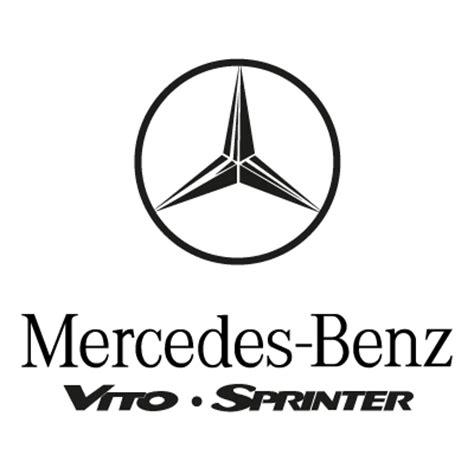 logo mercedes vector mercedes vito sprinter vector logo vector logo free