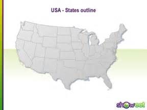 blank united states map for powerpoint
