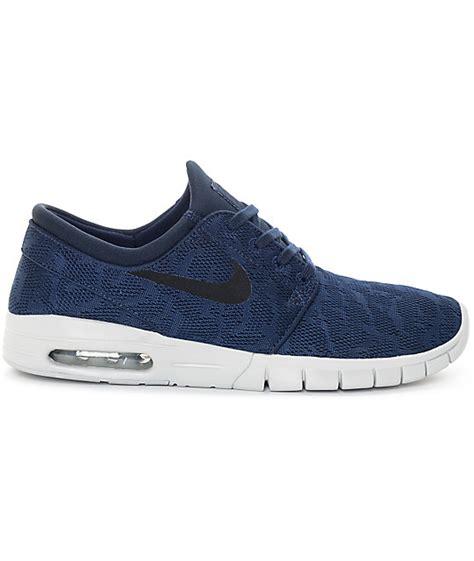 Sepatu Murah Nike Janoski Max 3 nike janoski air max obsidian platinum skate shoes zumiez