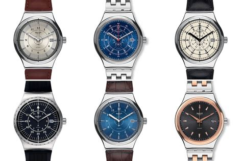 Swatch System 51 Automatic introducing swatch sistem51 irony the automatic swatch now in steel specs price