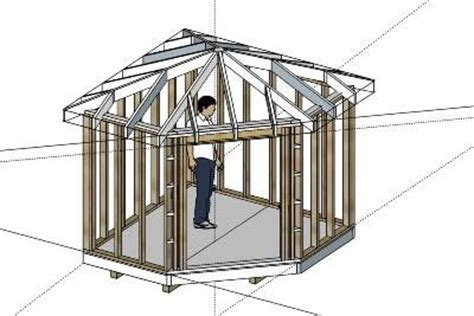 3 Sided Shed Plans Free by Corner Sheds Shed Plans And Sheds On