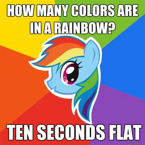 how many colors in a rainbow how many colors are in a rainbow ten seconds flat