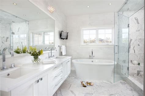 luxury white bathrooms master bathroom ideas contemporary bathroom moeski