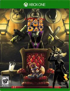 Bad Fur Day Xbox 360 Dear Microsoft Bring Back Conker For Xbox One Xboxone